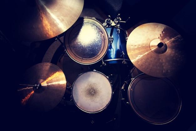 Drums konzeptionelles bild.