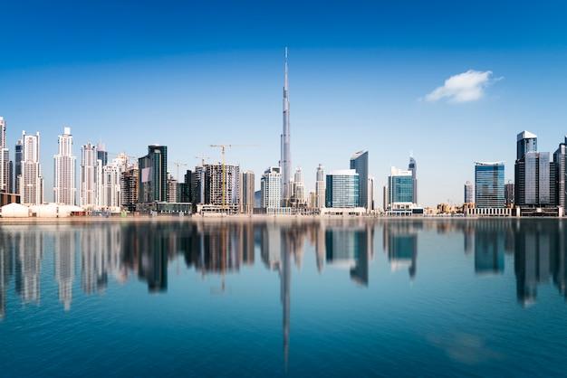 Dubai im stadtzentrum gelegen
