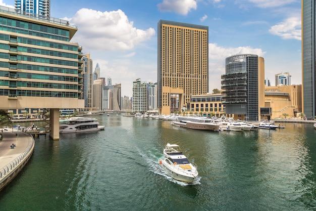 Dubai marina, vereinigte arabische emirate