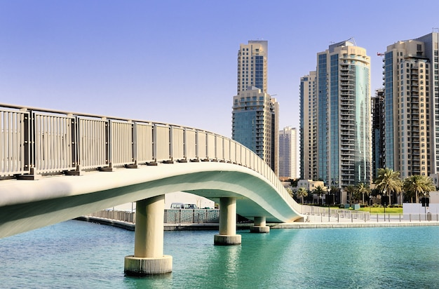 Dubai stadt, vereinigte arabische emirate