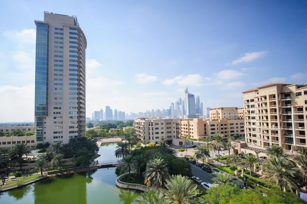 Dubai, vereinigte arabische emirate - 4. fabruar die gemeinschaft der grünen am 4. februar 2021 in dubai