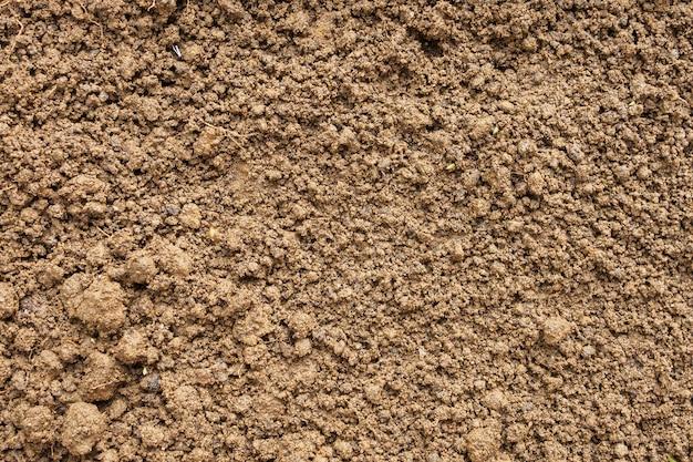 Düngerschmutzbodenbeschaffenheitshintergrund