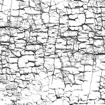 Dürre gebrochene beschaffenheit