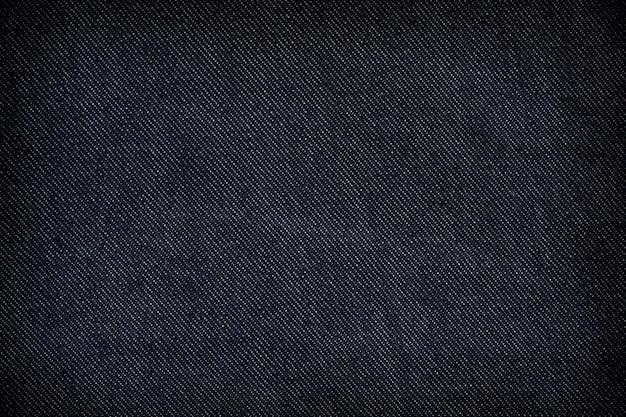 Dunkelblaue jeans textur hintergrund.
