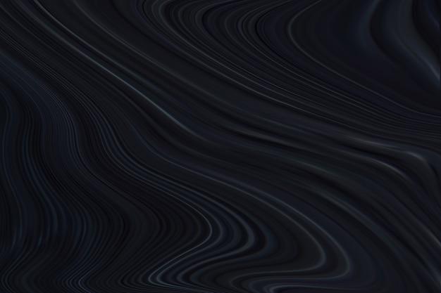 Dunkelblauer marmorhintergrund mit goldenem futter