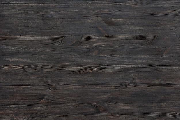 Dunkelbraun lackierte hölzerne schreibtischhintergrund-tischplatte