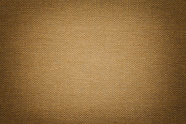 Dunkelbraunes textilmaterial
