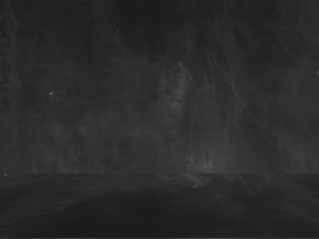 Dunkle tapete der alten schwarzen hintergrundgrungebeschaffenheitstafel-tafelbeton