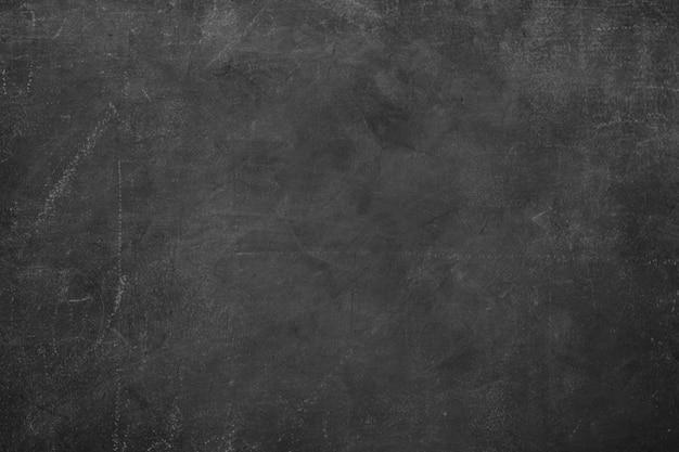 Dunkler und schwarzer tafel- und tafelwandhintergrund