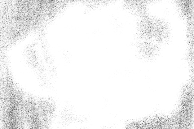 Dunkler unordentlicher staubüberlagerungs-nothintergrund, der einfach abstrakt gepunktet zerkratzt zu erstellen ist