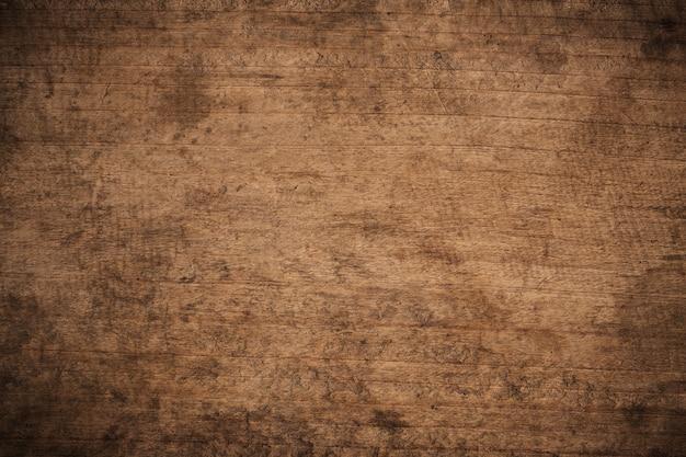 Dunkles strukturiertes hölzernes des alten schmutzes, die oberfläche der alten braunen hölzernen beschaffenheit