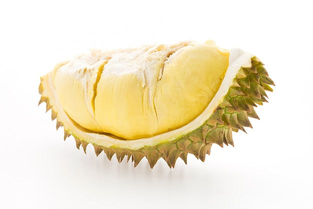 Durian obst isoliert