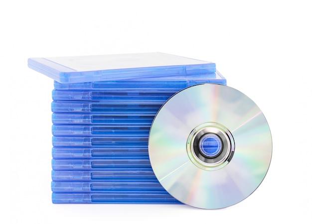Dvd-box mit cd