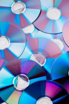 Dvd's hintergrund