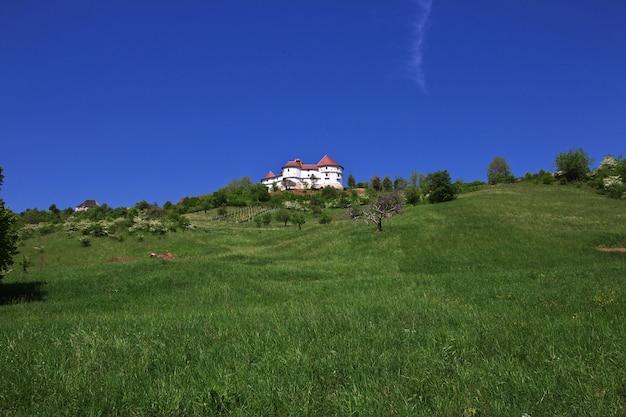 Dvor veliki tabor ist die burg in kroatien