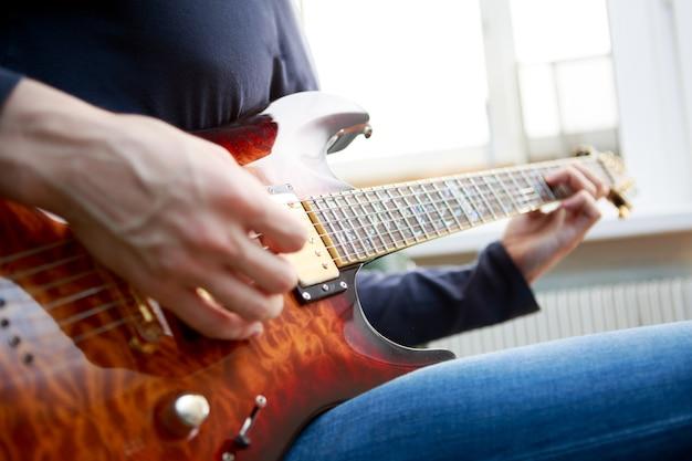 E-gitarrist