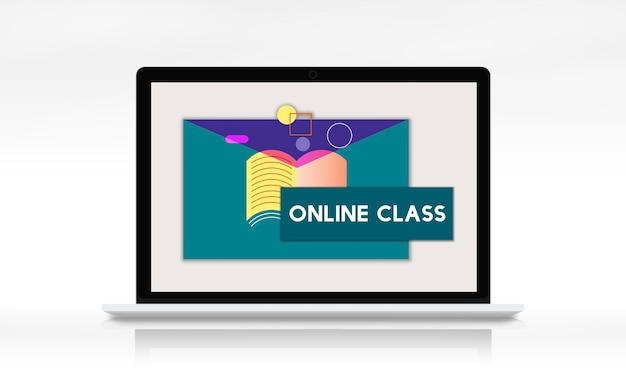 E-learning-wissen online-kurs