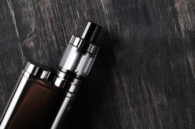 E-zigarette des dampfgeräts