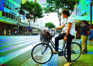 Easy rider, straße