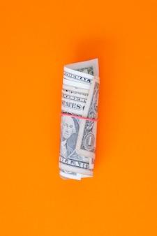 Economy-konzept mit kopierraum