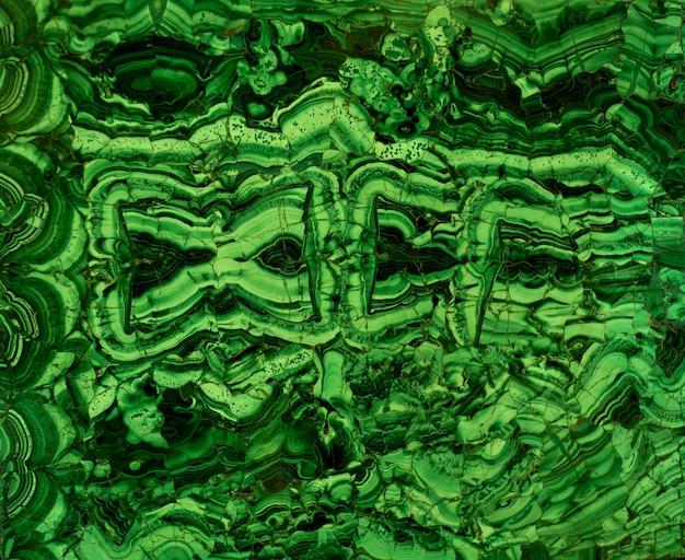 Edelsteinsteinhintergrund der grünen malachitbeschaffenheit