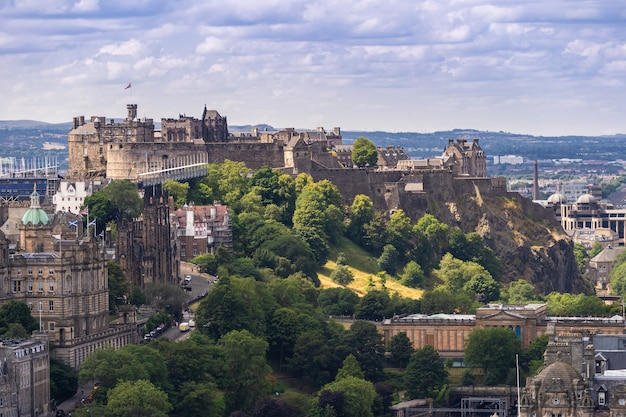 Edinburgh schottland uk