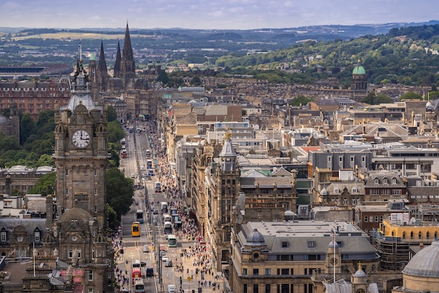 Edinburgh schottland uk