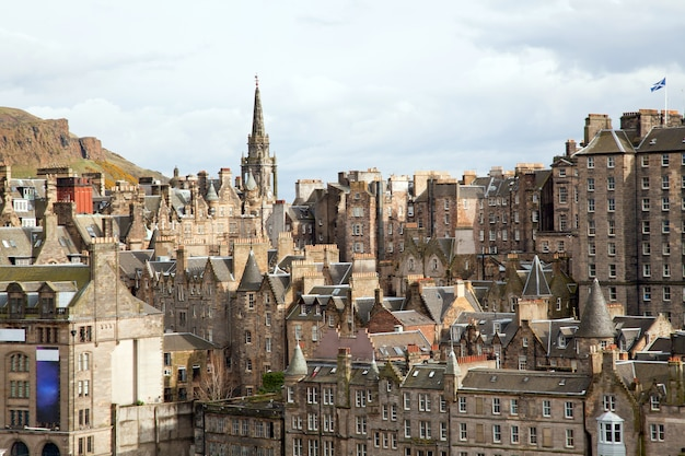 Edinburgh skylines