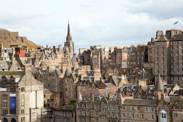 Edinburgh skylines