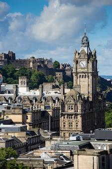 Edinburgh-stadt, schottland, großbritannien