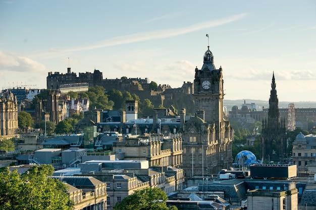 Edinburgh stadt, schottland, großbritannien