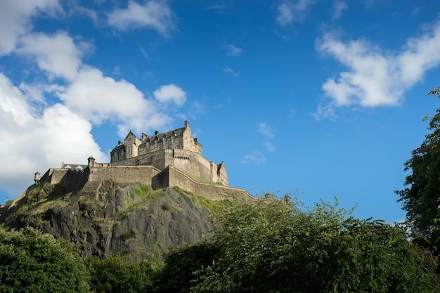 Edinburgh stadt, scoltland, uk