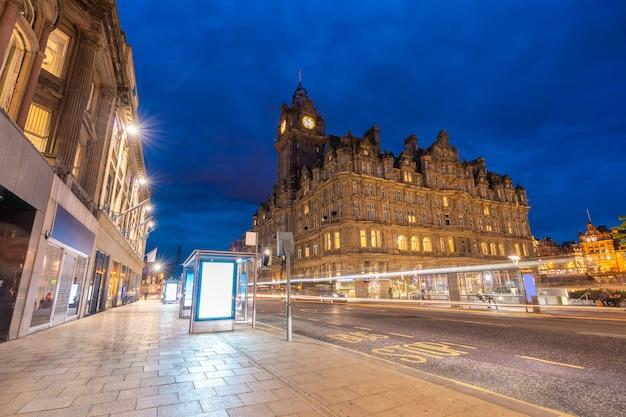 Edinburgh stadtbild