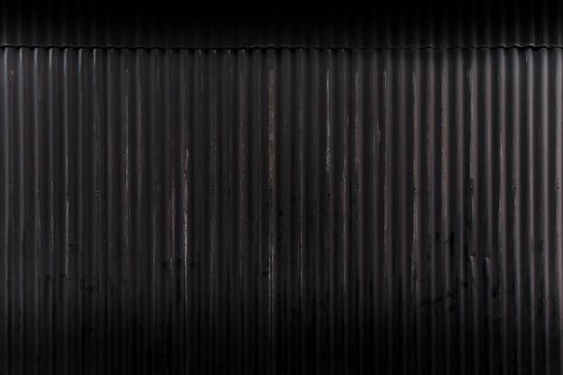 Editierbare farbe im dunklen ton der textur hintergrund alte wheathered galvanisierte wand mit rost und scrat