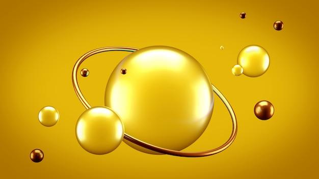 Effektive komposition mit einer gruppe von objekten und abstraktion
