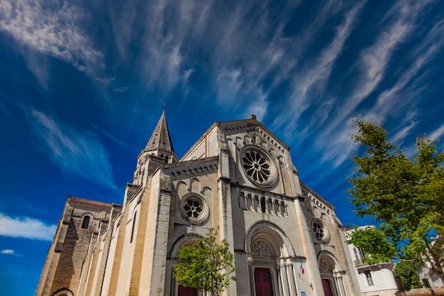 Eglise saint paul in nimes, frankreich