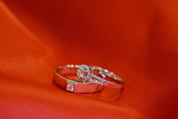 Ehering, thailändische hochzeit, schmuck, ehe, verlobung