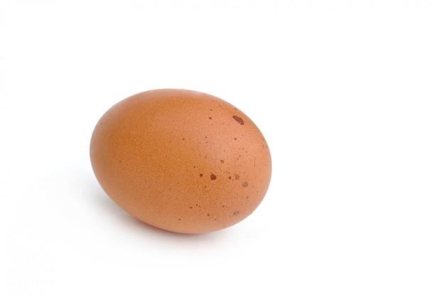 Eierschale gebeizt
