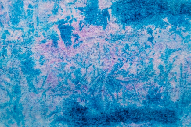 Ein alter abstrakter handgemalter strukturierter hintergrund des aquarells