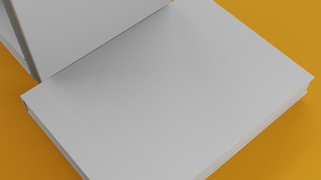 Ein buchcoverbild, das in bezug auf schatten und licht positioniert werden kann