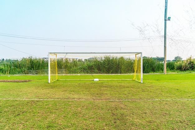 Ein fußballtor