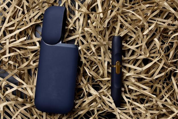 Ein gerät zum erhitzen von tabak. e-zigarette