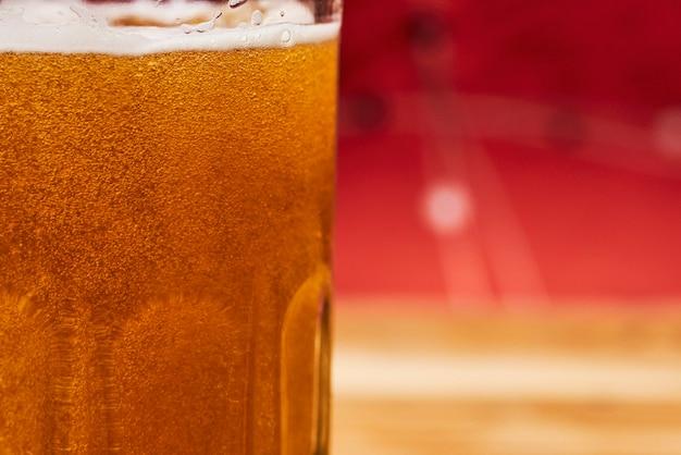 Ein glas crafty beer