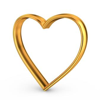 Ein herz aus gold