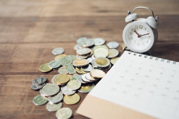 Ein kalender des monats