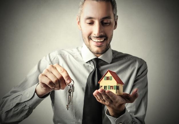 Ein neues zuhause kaufen