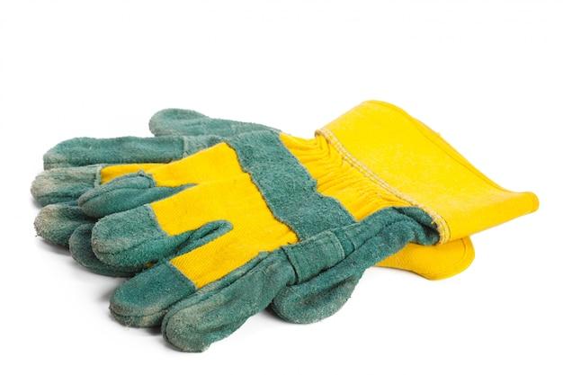 Ein paar handschuhe