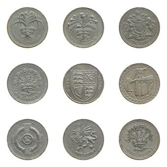 Ein-pfund-münze
