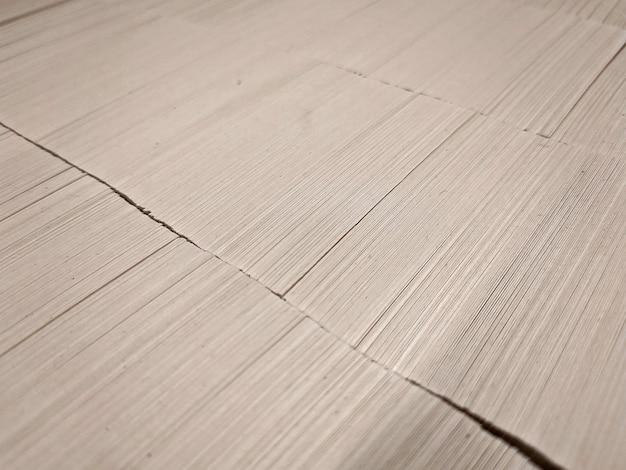 Ein stapel leeres offsetpapier ist druckbereit