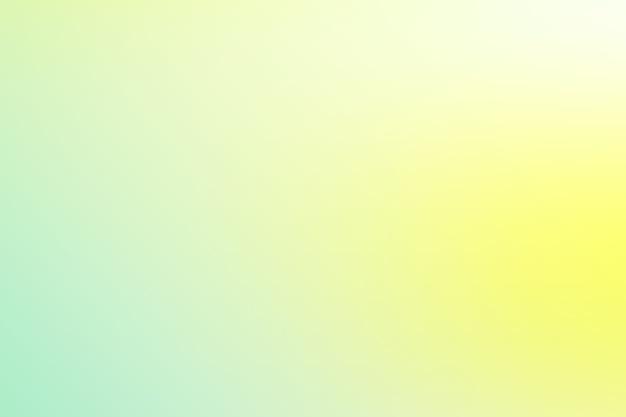 Ein weicher himmel mit wolken hintergrund in pastellfarbe, abstrakte abstufung farbe pastell Premium Fotos